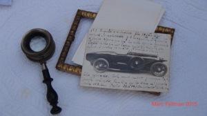 Bugatti type 23 mystery photo