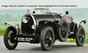 Bugatti type 23 #2519 Maron-Pot et Cie
