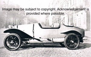 Bugatti type 23 Lavocat et Marsaud.